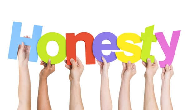 The Importance of Honesty in Therapy