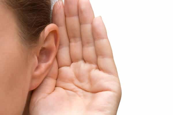 Listening More and Talking Less!