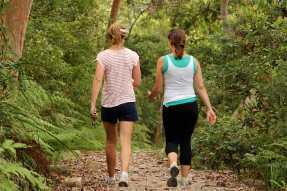 Walk and Talk Therapy Orlando