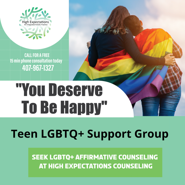 teen and lgbtq+ support group